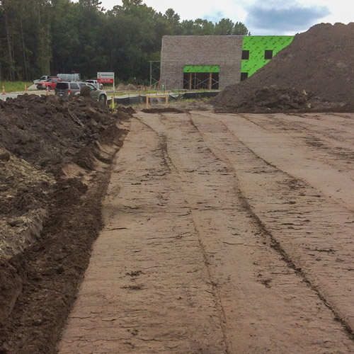 earthwork construction